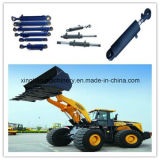 Cylindre hydraulique pour la machine d'agriculture