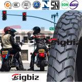 China-populärer 3.00-17 schlauchloser Motorrad-Gummireifen/Reifen