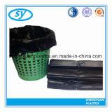 Grosse Größen-schwarzer faltender Abfall-Beutel