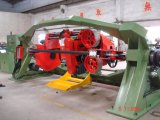 Máquina de encalhamento dobro do cabo da torção para a bobina 1250mm