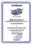 jogo de gerador diesel de 450kVA Perkins (BPX400)