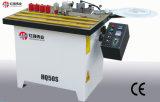 Double colle, courbe et machine de collage droite/machine manuelle de bordure foncée pour le travail du bois 2227