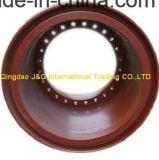 25-19.50/2.5 OTR de acero bordea las ruedas