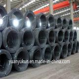Draad van het Ijzer van het Koolstofstaal van de Rol Q235/Q195 van de Prijs van de vervaardiging de Milde Van Tangshan