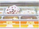 6つのステンレス鋼の版が付いている携帯用アイスクリームの表示記憶のフリーザー