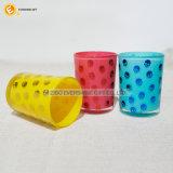 De uitstekende kwaliteit Gekleurde 12oz het Drinken Tuimelschakelaar van het Glas