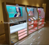 Cabinet mural cosmétique avec affichage acrylique