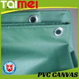 취급되는 UV를 가진 방화 효력이 있는 /Fr PVC 화포