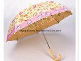 Pequeñas impresiones florales: Paraguas del niño