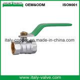 ヨーロッパの品質の高い出版物によって減らされる真鍮の球弁(AV-BV-1048)