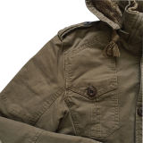 New Arrived Fashion Jacket for Men Cotton Winter Coat