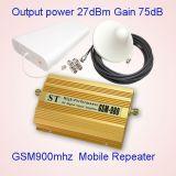 Ripetitore cellulare del segnale di Wilress dell'amplificatore di GSM 980 mobili del ripetitore del segnale di GSM dell'amplificatore del segnale di GPS