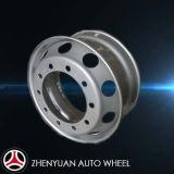 خاصّة فولاذ عجلة حافّة على إطار العجلة (9.00*22.5)