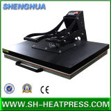 Máquina manual de alta pressão 60X80cm da transferência térmica 60X100cm 70X100cm para a impressão do Sublimation