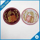 Ferro on/Sew em correções de programa bordadas costume para o vestuário/chapéu/promoção