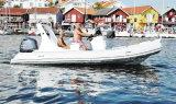 Hypalon / PVC Inflável Rib Boat (RIB580 S Modelo Atualizado)