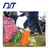 Творческие складывая дети Portalbe Eco-Friendly Botter бутылки воды спорта