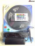Striscia nera della scheda LED del PWB di goccia 5050 SMD della colla IP65
