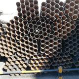 Q235B Q345b ASTM A500 GR. tubulações pretas de aço de um petróleo do No.