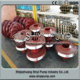 광업 산성 저항하는 높은 크롬 합금 슬러리 펌프 부속