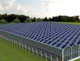 Serre chaude photovoltaïque pour l'agriculture agricole