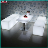 Mobiliario y decoración LED Whosale LED iluminado muebles