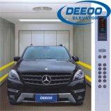 Alisar o elevador grande do automóvel do espaço do carro conveniente da grua