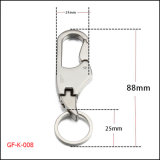 Key Holdingのための優雅なGift Large Stainless Steel Keychain