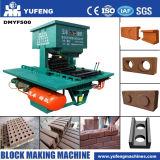 Máquina de fatura de tijolo de Eco, bloco de Eco que faz a máquina