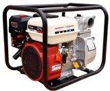 L'engine d'essence a actionné la pompe à eau centrifuge de 2 pouces pour l'irrigation de ferme