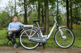 Señora release/versión Model Electric Bike Motorcycle del viajero de la fabricación 2017 del OEM nueva