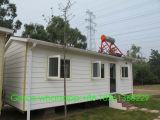 가벼운 강철 구조물 Prefabricated 집 별장