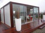 Mobiler Stahlbehälter-modulares Haus