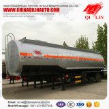 semi Aanhangwagen van de Tanker van de Vloeistoffen van 11100mm*2500mm*3990mm de Chemische voor Verkoop