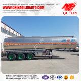 De la Chine de fournisseur d'essence de camion-citerne remorque en aluminium semi avec l'essieu de BPW