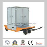 Doppelter Stadiums-Vakuumtransformator-Öl-Reinigungsapparat mit Gehäuse