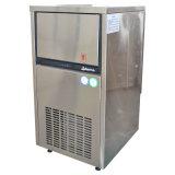 selbstständige Deckel-Würfel-Eis-Maschine des Edelstahl-40kgs
