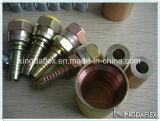 Acessórios de mangueira hidráulica métrica feminina