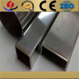 Квадрат нержавеющей стали ASTM A554 TP304L & прямоугольное цена трубы