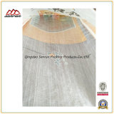 Saco tecido do arroz do material 25kg de 100% Polypropylene novo
