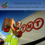 Agente de envío expreso del mensajero sensible del cargo de la batería de DHL de China por todo el mundo (Myanmar etc.)
