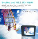 Da ação sem fio Record do esporte do controle do vídeo câmera subaquática 1080P HD WiFi
