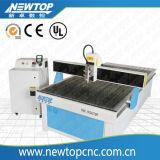 Macchina del router di CNC. Macchina di falegnameria. Router di legno di CNC