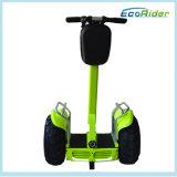電気スクーター、電気一人乗り二輪馬車Patrollerのバランスのスクーターのバランスをとっている4000W力の中国の自己