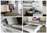 Jinan에 있는 3D 목제 조각을%s Ele-1224 5 축선 CNC 목제 새기는 기계 중국제