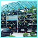 Levage automatique de la CE et glissement du système sec de stationnement de véhicule