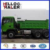 Caminhão de Tipper do motor diesel de caminhão de descarregador 336HP do camião de HOWO 30ton
