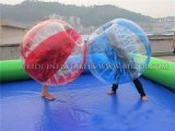 Commerial Body Zorb Ball, Bubble Football для PVC Event Games 1.5m футбола