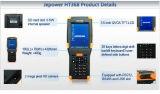 Jepower Ht368 Barcode-Scanner-Support Wi-Fi/3G/GPRS/RFID des Wince-schroffer PDA
