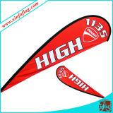 Bandeira do Teardrop da alta qualidade/bandeira feita sob encomenda da bandeira